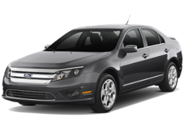 FORD FUSION 2.4